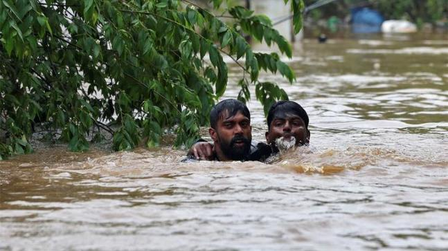 Kerala Floods – Impacts, Causes, and Suggestions