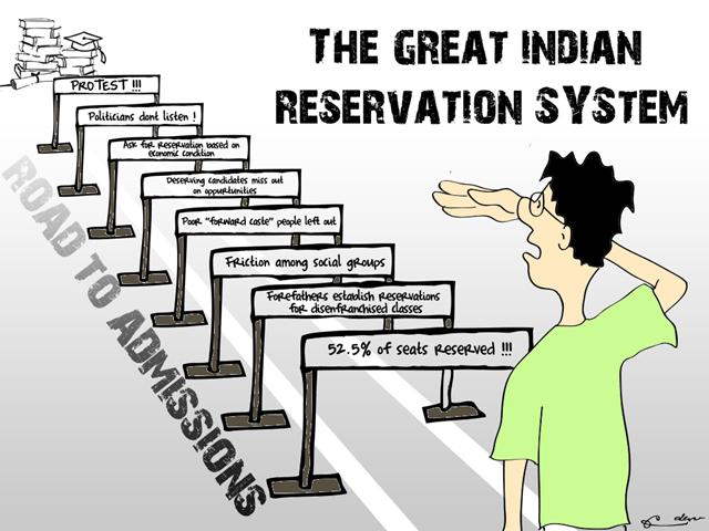 Reservation in India essay upsc ias