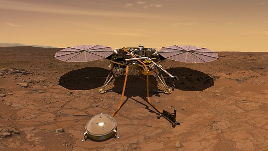 NASA's InSight Mission – Exploring the uncharted territory of Mars