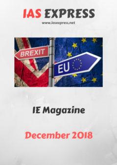IE Magazine December 2018