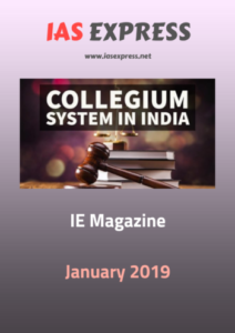 IE Magazine – January 2019