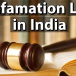 Defamation law in India upsc ias