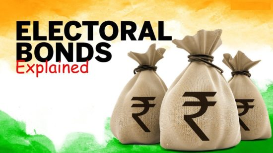 [Premium] Electoral Bonds – Is it effective to bring Transparency in Political Funding?