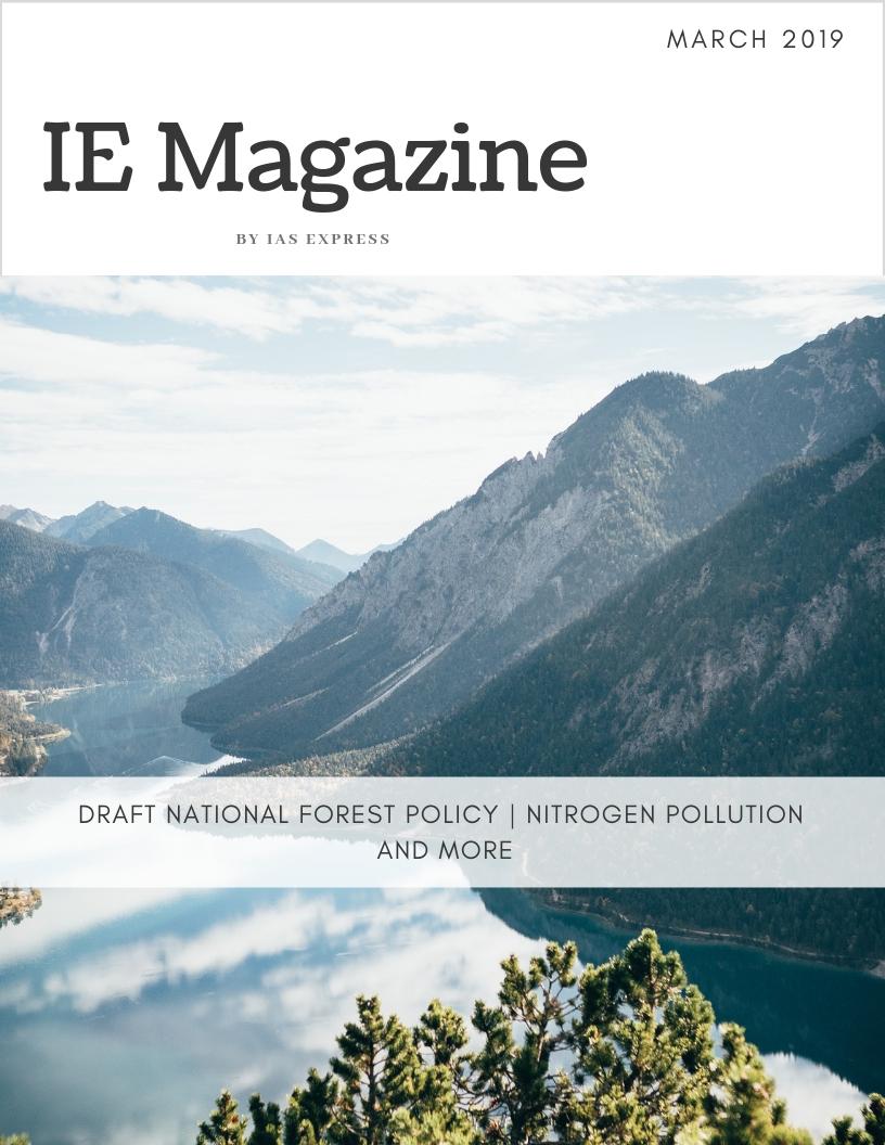 IE Magazine – March 2019