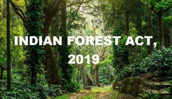 Draft Indian Forest Act 2019: Dehumanising Forests