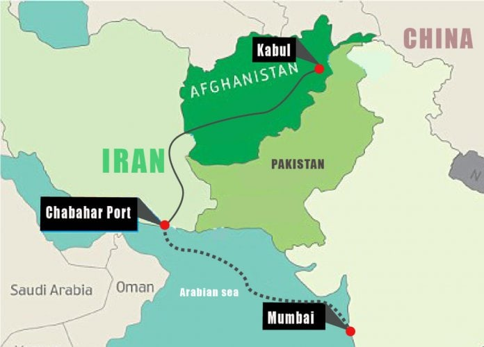 Chabahar port Belt and Road initiative upsc ias essay