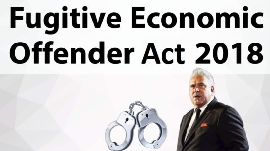 [Premium] Fugitive Economic Offenders Act 2018 – Why is it Necessary?