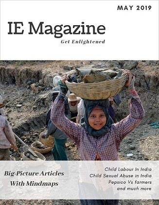 IE Magazine April 2019 for upsc ias civil services preparation prelims mains interview essay pdf syllabus