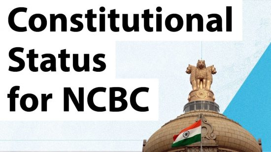 [Premium] The New National Commission for Backward Classes – Will it be Effective?