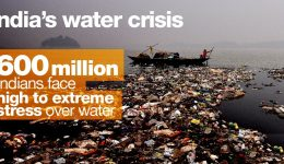 India's Water Crisis - How to Solve it?
